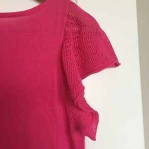 Lilly Pulitzer Tops - Lilly Pulitzer pink Briana sweater sz XS